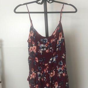 Xhiliration summer dress (long)
